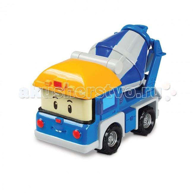 Машины Робокар Поли (Robocar Poli) Металлическая машинка Майки 6 см