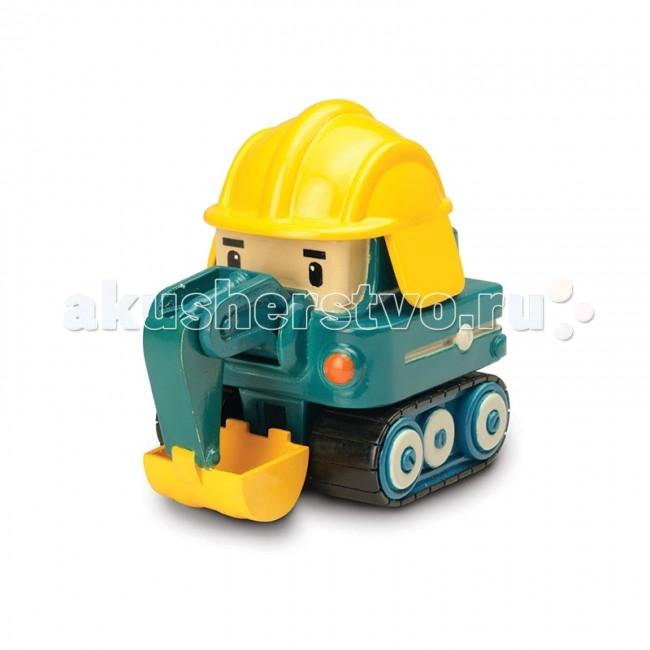 Машины Робокар Поли (Robocar Poli) Металлическая машинка Пок 6 см robocar игрушка металл машина марк поли 6 см robocar