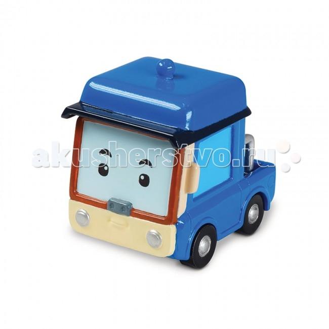Машины Робокар Поли (Robocar Poli) Металлическая машинка Бэнни 6 см robocar игрушка металл машина марк поли 6 см robocar