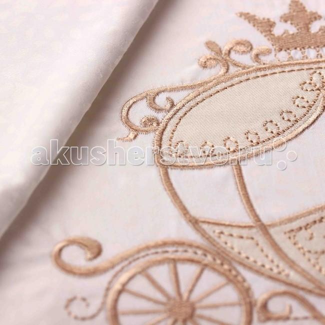Постельные принадлежности , Бортики в кроватку Nuovita Prestigio в колыбель арт: 65329 -  Бортики в кроватку