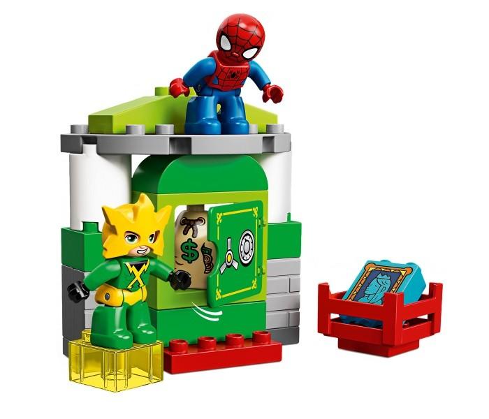 Конструктор Lego Duplo 10893 Super Heroes Человек-Паук против Электро