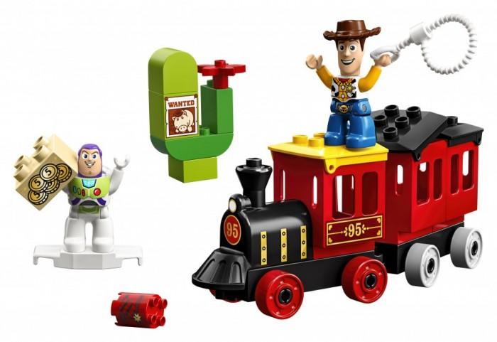 Конструктор Lego Duplo 10894 Toy Story TM Поезд История игрушек