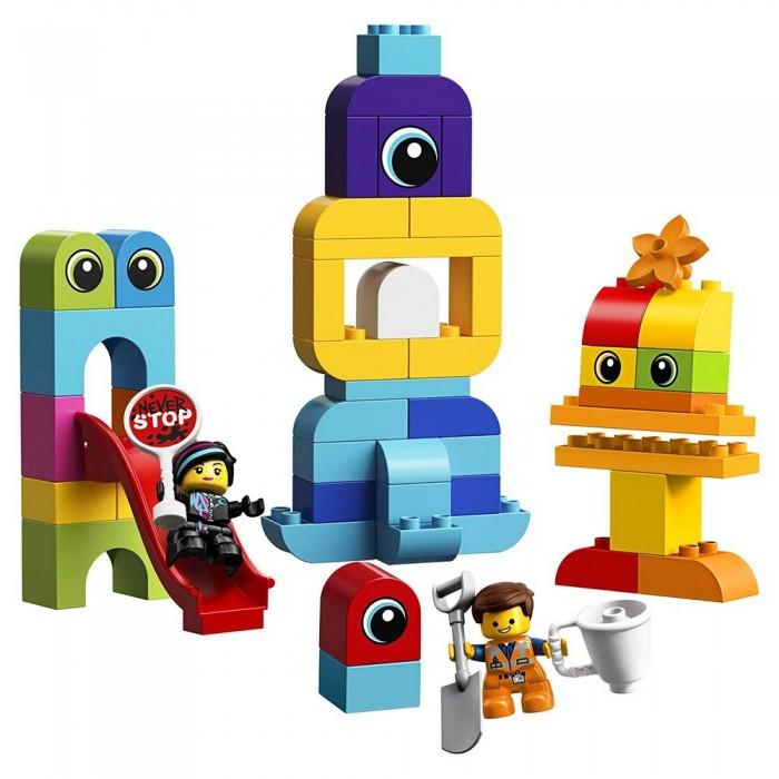 Конструктор Lego Duplo 10895 Movie 2 Пришельцы с планеты Duplo