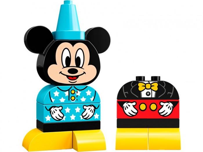 Lego Duplo 10898 Disney TM Мой первый Микки (9 деталей)