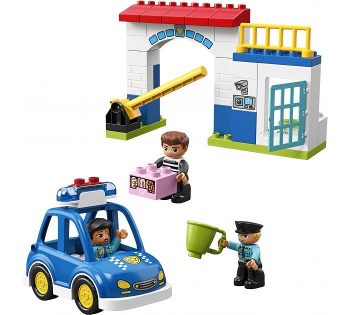 Lego Duplo 10902 Town Полицейский участок