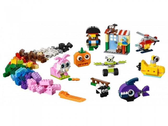 Фото - Lego Lego Classic 11003 Кубики и глазки lego записная книжка lego classic duck build с ручкой и мини фигурой 192 листа
