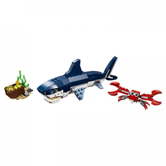 Фото - Lego Lego Creator 31088 Обитатели морских глубин lego creator городской магазин игрушек 31105