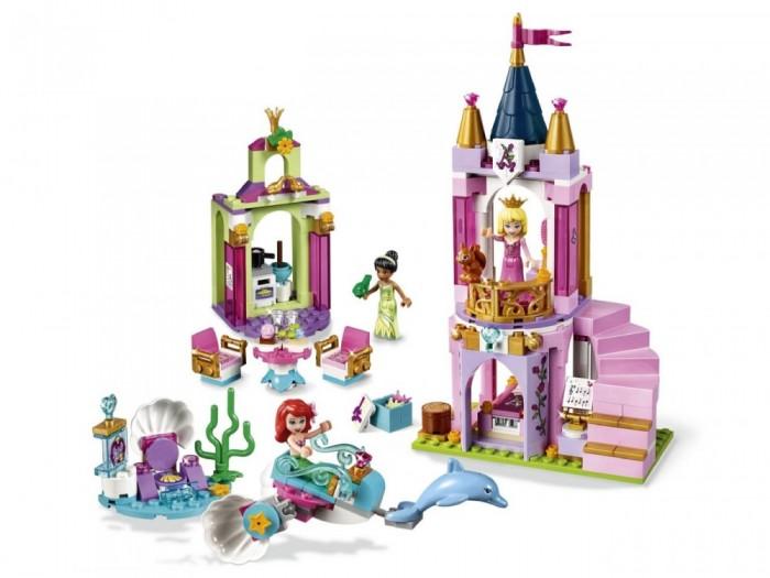 Купить Конструктор Lego Disney Princess 41162 Королевский праздник Ариэль Авроры и Тианы