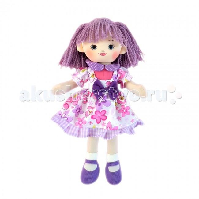 Куклы и одежда для кукол Gulliver Кукла Ягодка 30 см игрушка мягкая gulliver кукла хозяюшка 30см