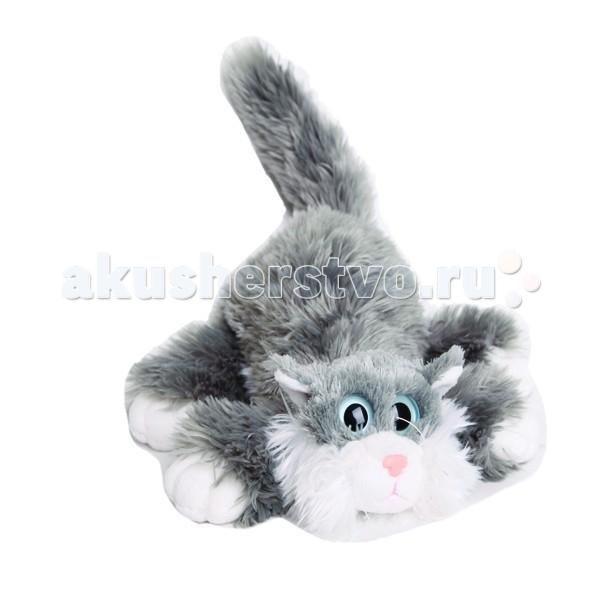 Мягкие игрушки Gulliver Котик Шалунишка 30 см