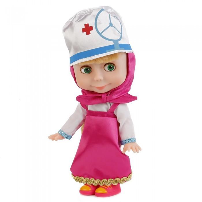 Карапуз Кукла Маша с набором доктор 25 см от Карапуз