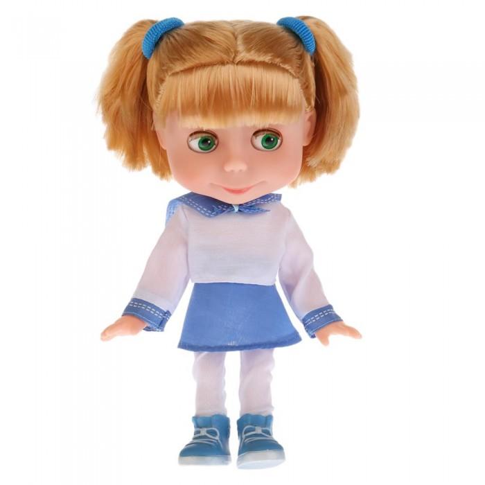 Карапуз Кукла Маша матросский костюм 25 см