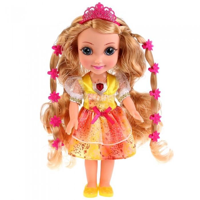 Купить Куклы и одежда для кукол, Карапуз Кукла Принцесса Амелия 36 см