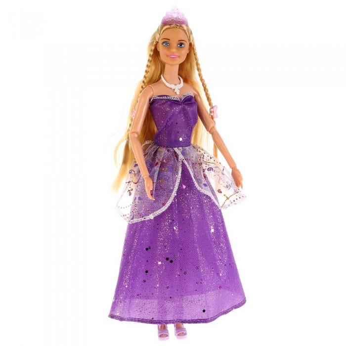 Картинка для Карапуз Кукла София с цветными локонами 29 см