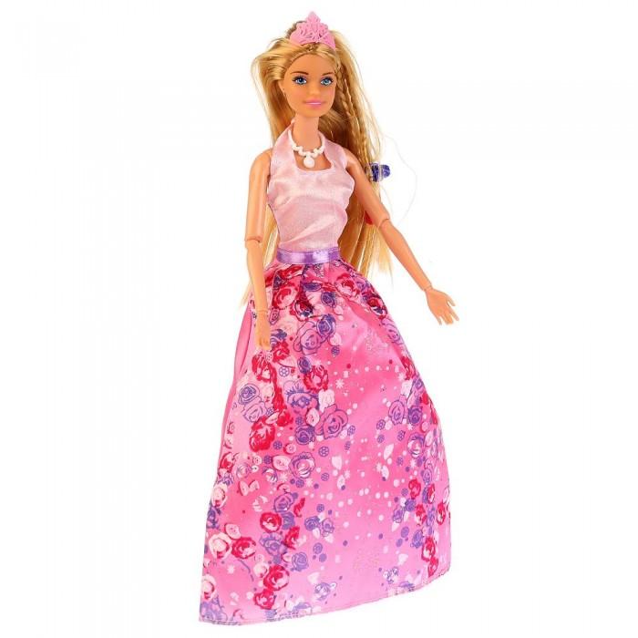 Фото - Куклы и одежда для кукол Карапуз Кукла принцесса София с дополнительными локонами 29 см кукла карапуз софия повар 29 см