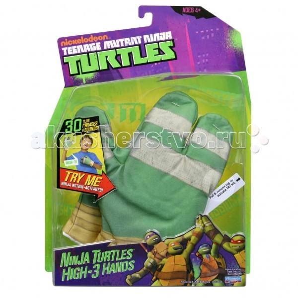 Ролевые игры Turtles Перчатки Черепашки-ниндзя черепашки ниндзя фонарик проектор 3 в 1