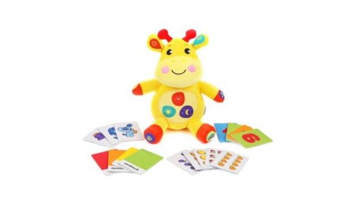 Картинка для Развивающие игрушки Жирафики Умный Жирафик