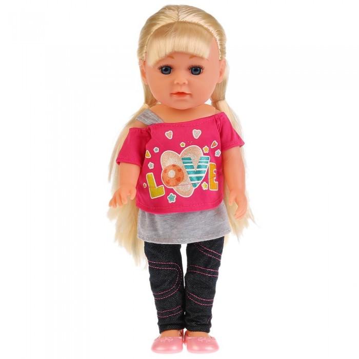 Купить Куклы и одежда для кукол, Карапуз Кукла Алина 36 см