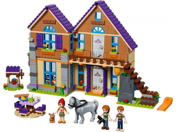 Конструктор Lego Friends 41369 Дом Мии фото