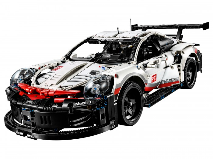 Конструктор Lego Technic Preliminary GT Race Car 42096 фото