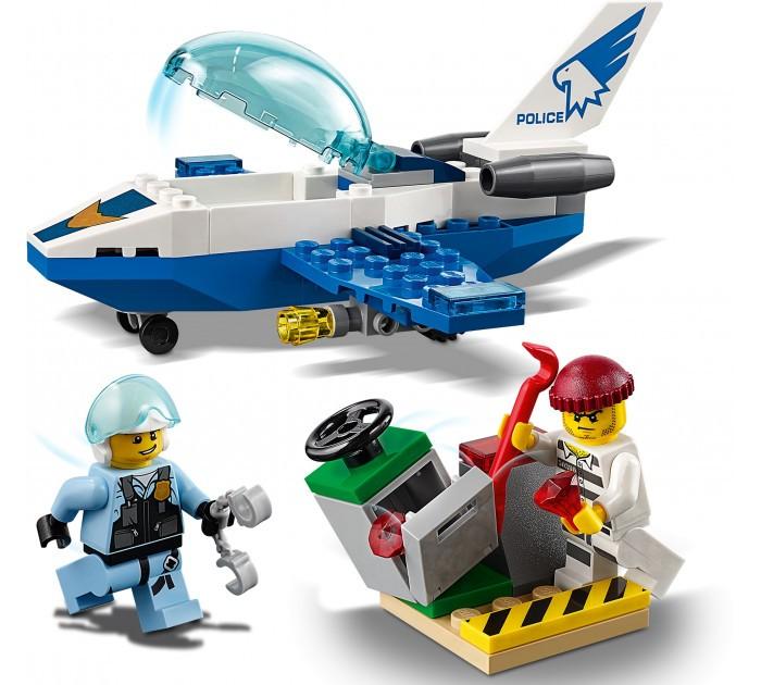Конструктор Lego City 42096 Police Воздушная полиция: патрульный самолёт