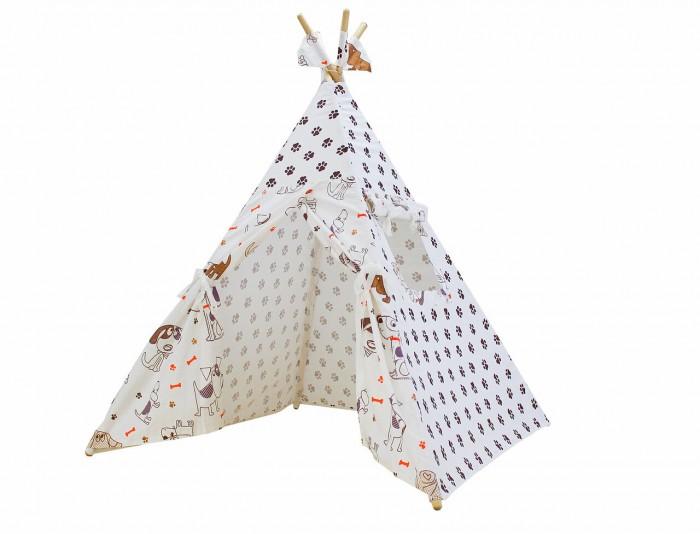Купить Палатки-домики, ДоММой Вигвам Лапки