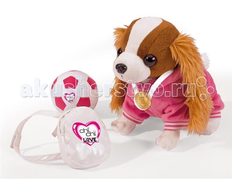 Мягкая игрушка Chi-Chi Love собачка Кокер-спаниель