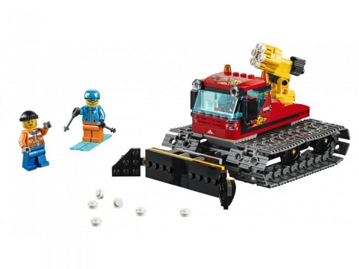 Конструктор Lego City 60222 Great Vehicles Снегоуборочная машина
