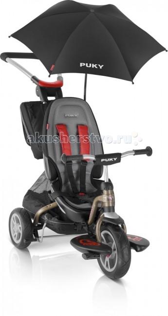 Детский транспорт , Аксессуары для велосипедов и самокатов Puky Зонт для трехколесных велосипедов арт: 65499 -  Аксессуары для велосипедов и самокатов