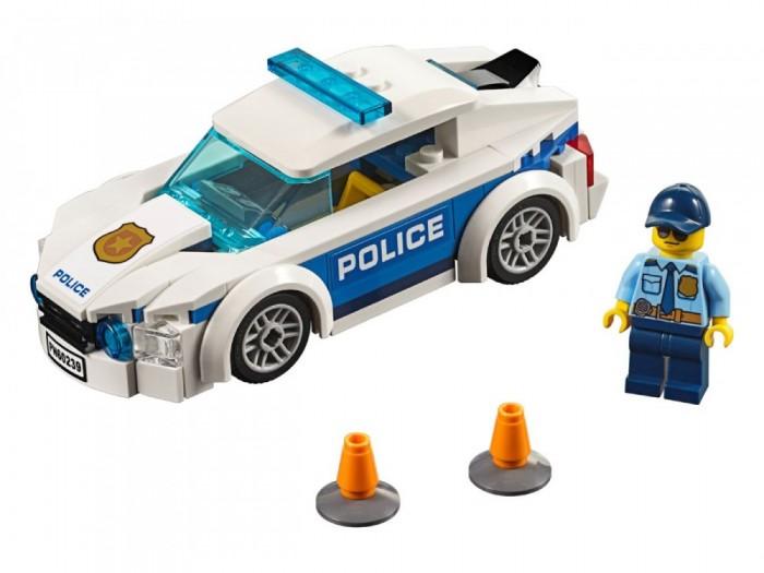 Купить Конструктор Lego City 60239 Police Автомобиль полицейского патруля