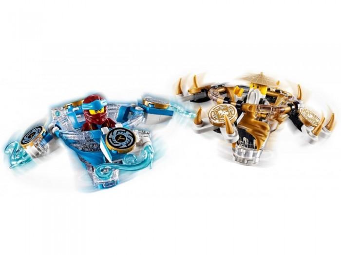 Конструктор Lego Ninjago 70663 Ния и Ву: мастер Кружитцу