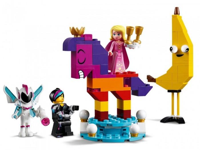 Конструктор Lego Movie 70824 Познакомьтесь с королевой Многоликой Прекрасной