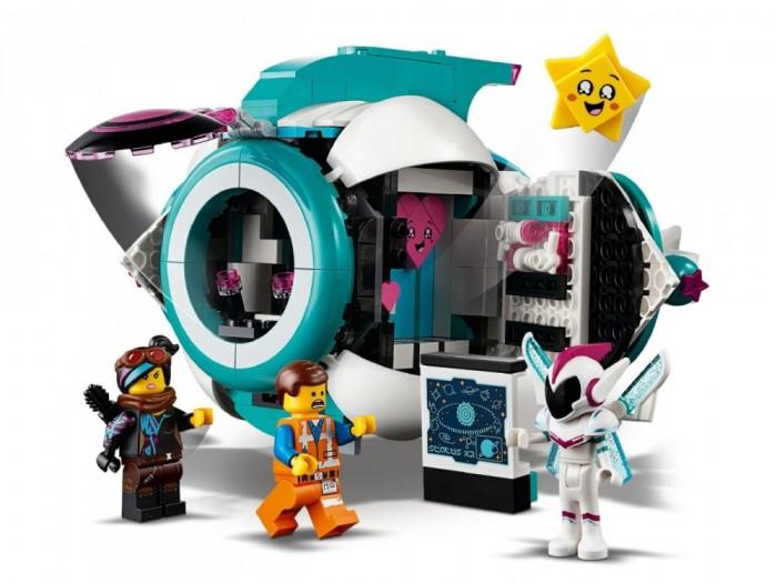 Конструктор Lego Movie 70830 Падруженский Звездолёт Мими Катавасии