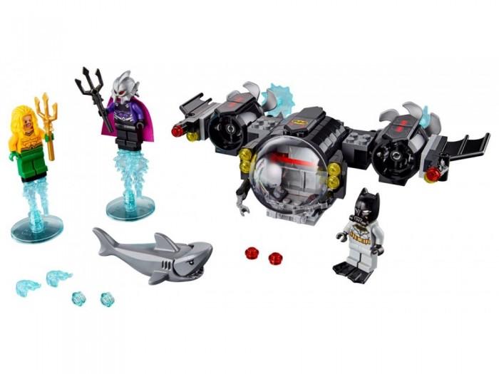Купить Конструктор Lego Super Heroes 76116 Подводный бой Бэтмена