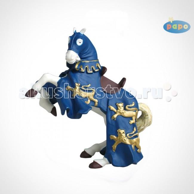 Игровые фигурки Papo Игровая реалистичная фигурка Конь короля Ричарда игровые фигурки papo игровая реалистичная фигурка цератозавр