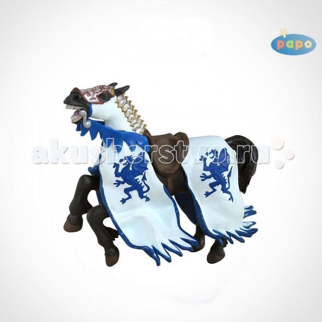 Фото Игровые фигурки Papo Игровая фигурка Конь короля драконов