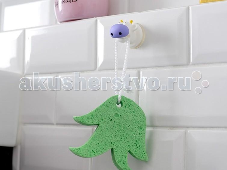 Мочалки Moroshka kids Марьяша moroshka kids пробка присоска для ванной малинник
