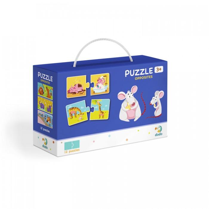 Купить Dodo Пазл-парочки Противоположности (24 элемента) в интернет магазине. Цены, фото, описания, характеристики, отзывы, обзоры