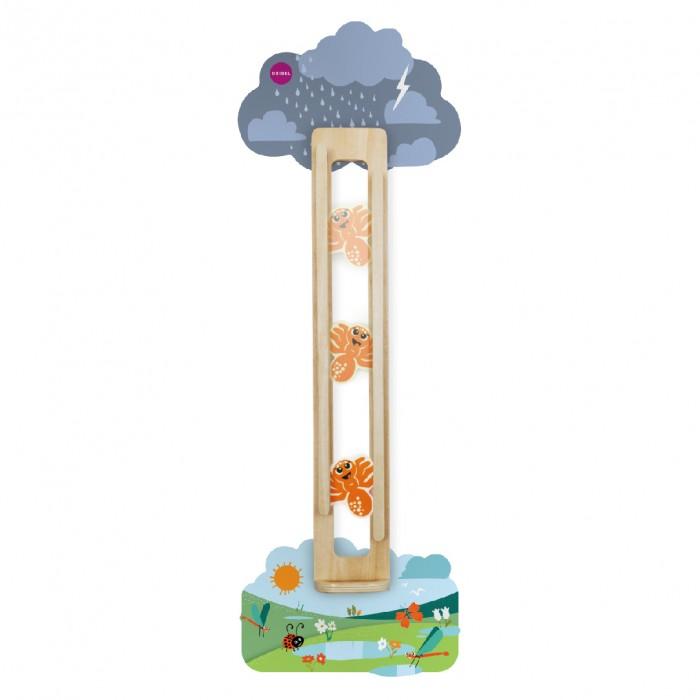 Картинка для Деревянная игрушка Oribel Vertiplay Паучок Бибси
