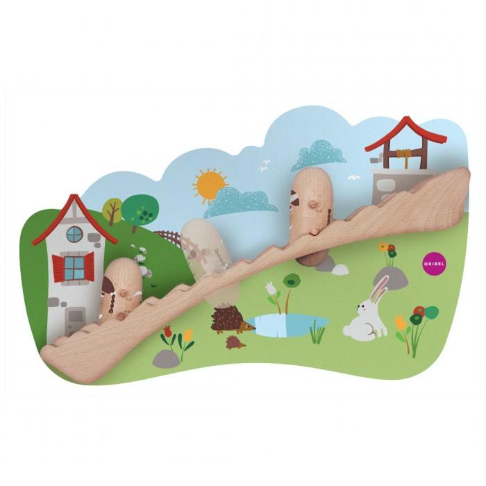 Картинка для Деревянная игрушка Oribel Vertiplay Джек и Джилл