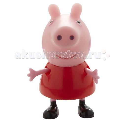 Игровые фигурки Свинка Пеппа (Peppa Pig) Любимый персонаж игровые фигурки свинка пеппа peppa pig семья пеппы 2 фигурки