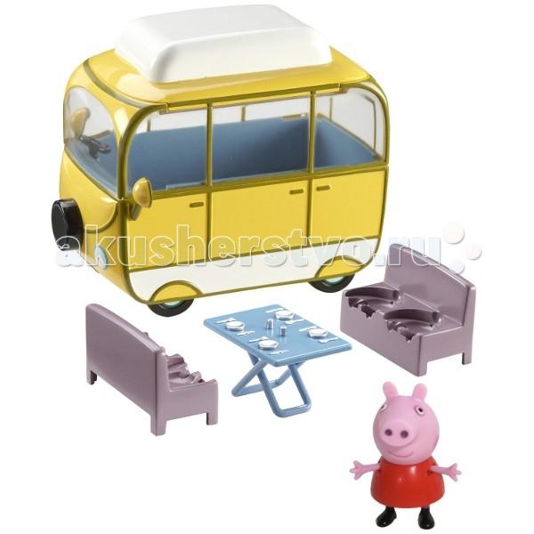 Игровые наборы Свинка Пеппа (Peppa Pig) Игровой набор Веселый кемпинг игровой набор peppa pig кемпинг пеппы