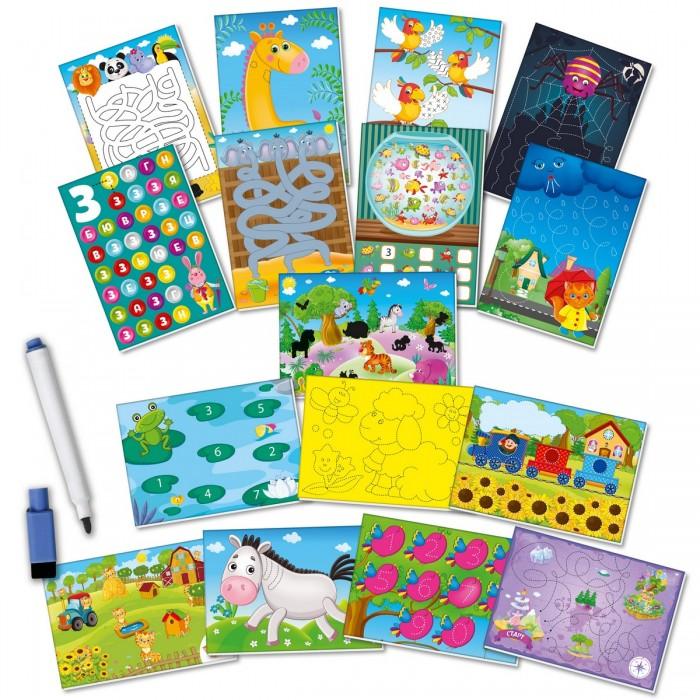 Купить Vladi toys Игра обучающая с маркером Пиши и вытирай Жираф Базовый уровень в интернет магазине. Цены, фото, описания, характеристики, отзывы, обзоры