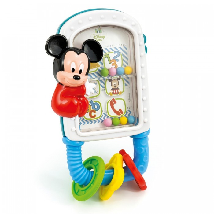 Развивающая игрушка Clementoni Смартфон Микки
