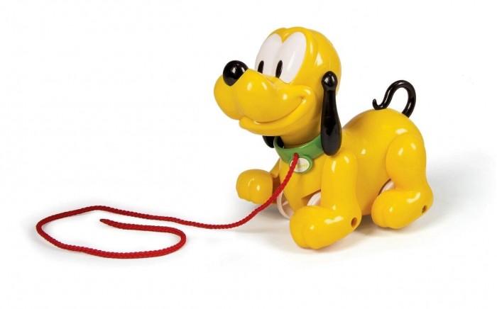 Каталка-игрушка Clementoni на веревочке Плуто фото