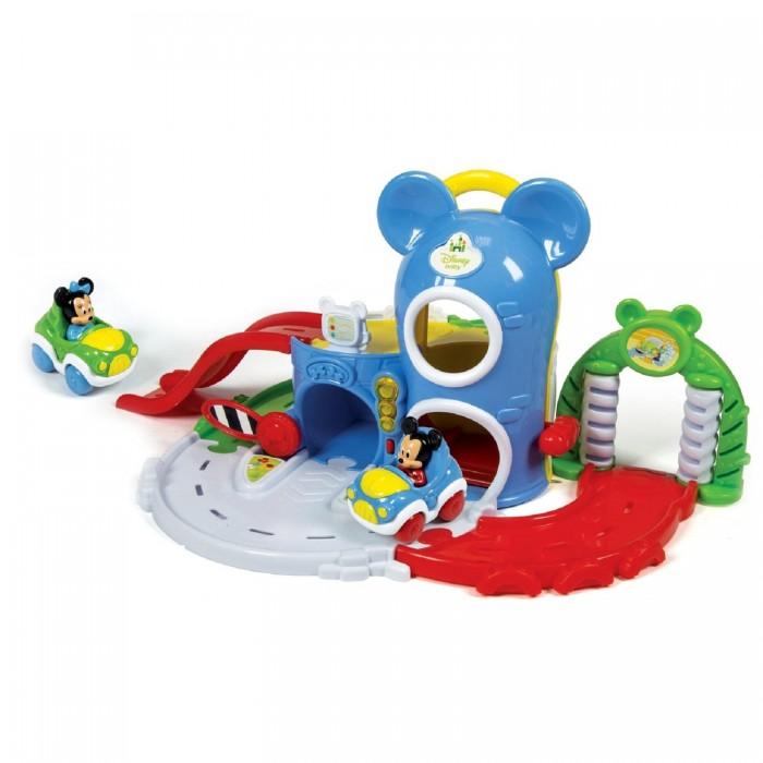 Развивающая игрушка Clementoni Гараж Микки