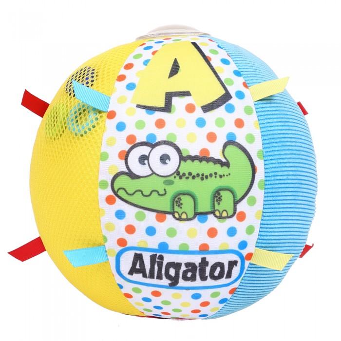 Развивающие игрушки Biba Toys Шар Аллигатор