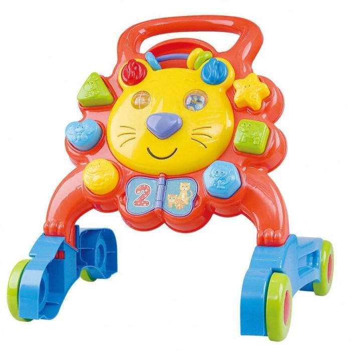Ходунки Playgo Каталка Лев Развивающая игрушка