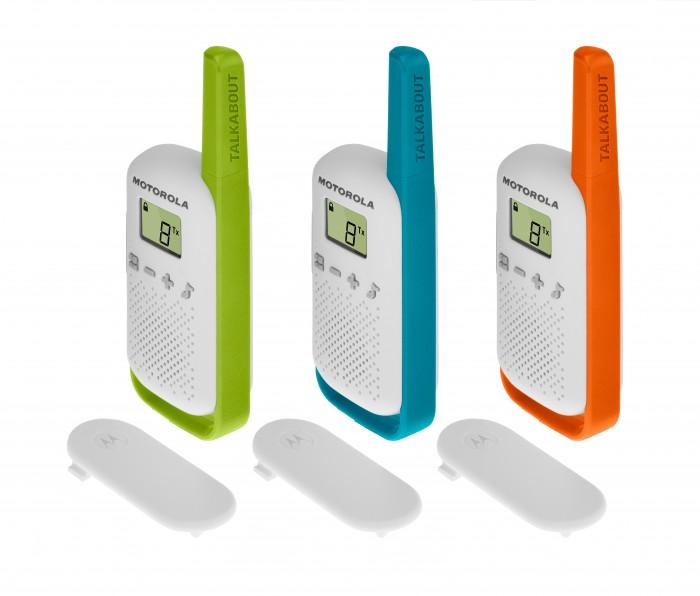 Рация Motorola Комплект из трех радиостанций T42 Triple