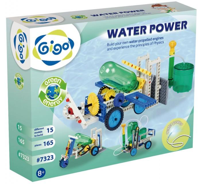 Конструктор Gigo Энергия воды (165 деталей)